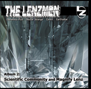lenzmen Album 2 cover